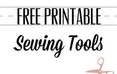 Sewing Ruler Shaped Like S Printable