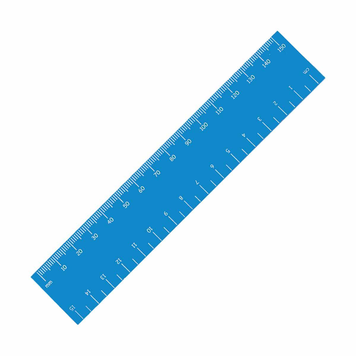 15Cm Jumbo Ruler