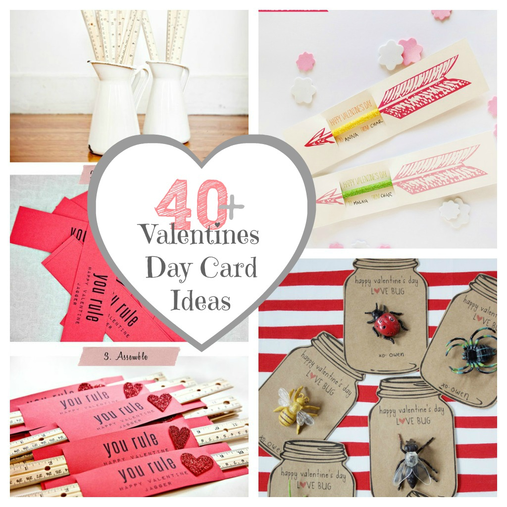 40+ Valentines Day Card Ideas & Gifts For Classmates - The