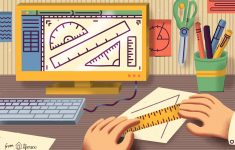 Printable 1/24 Scale Ruler