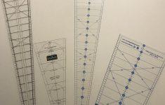 9 Degree Wedge Ruler Printable