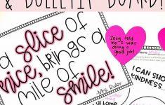 Kindness Is Cooler Mrs Ruler Printable
