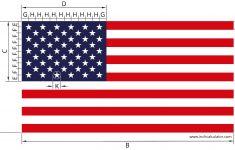 Printable Ruler Mm Inch For 22×28 Cm