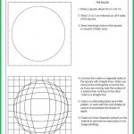 Art Worksheets | Art Worksheets, Op Art Lessons, Optical