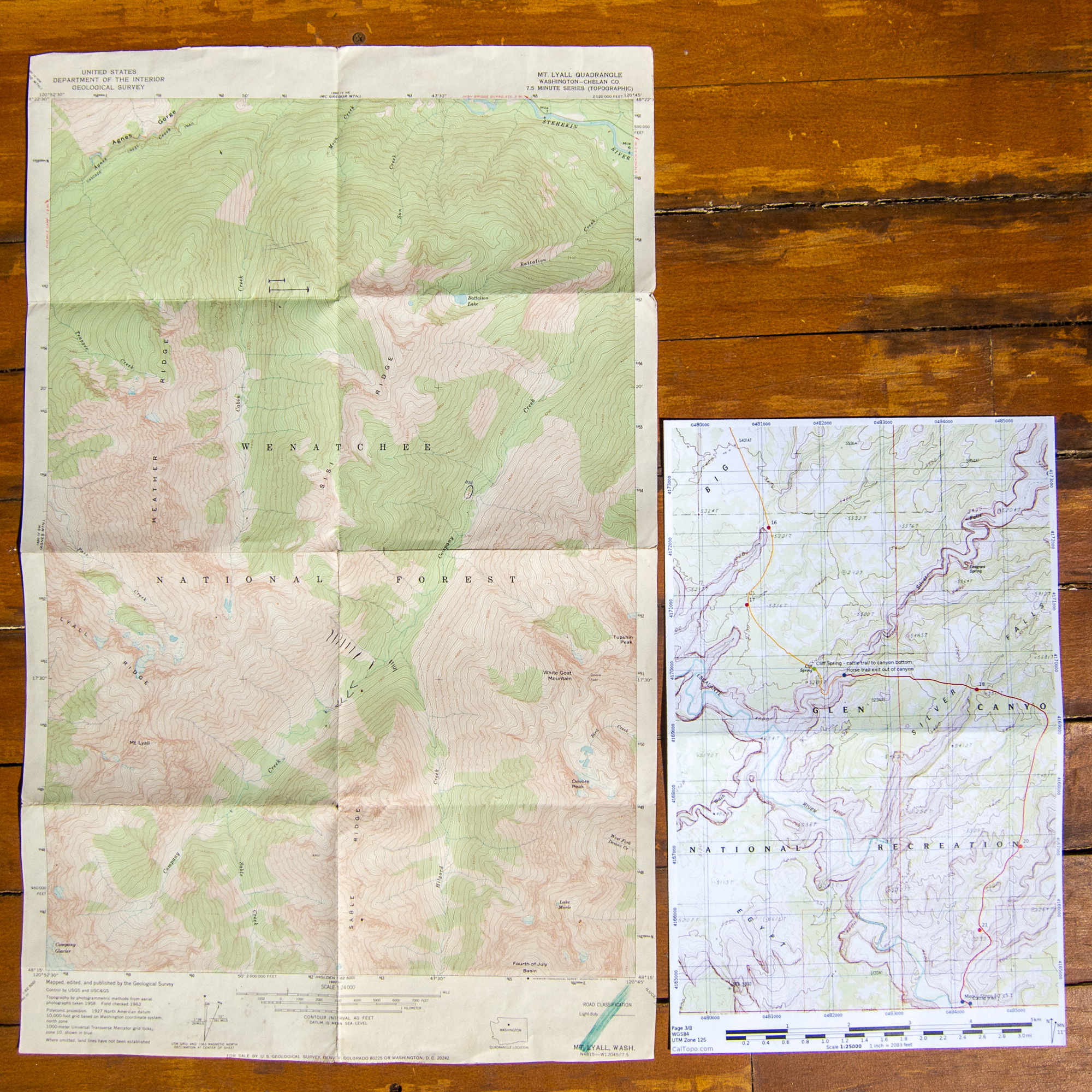 Backpacking Maps 101: Types, Formats, And Sources