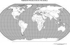 Black+And+White+World+Map+Latitude+Longitude | Blank World