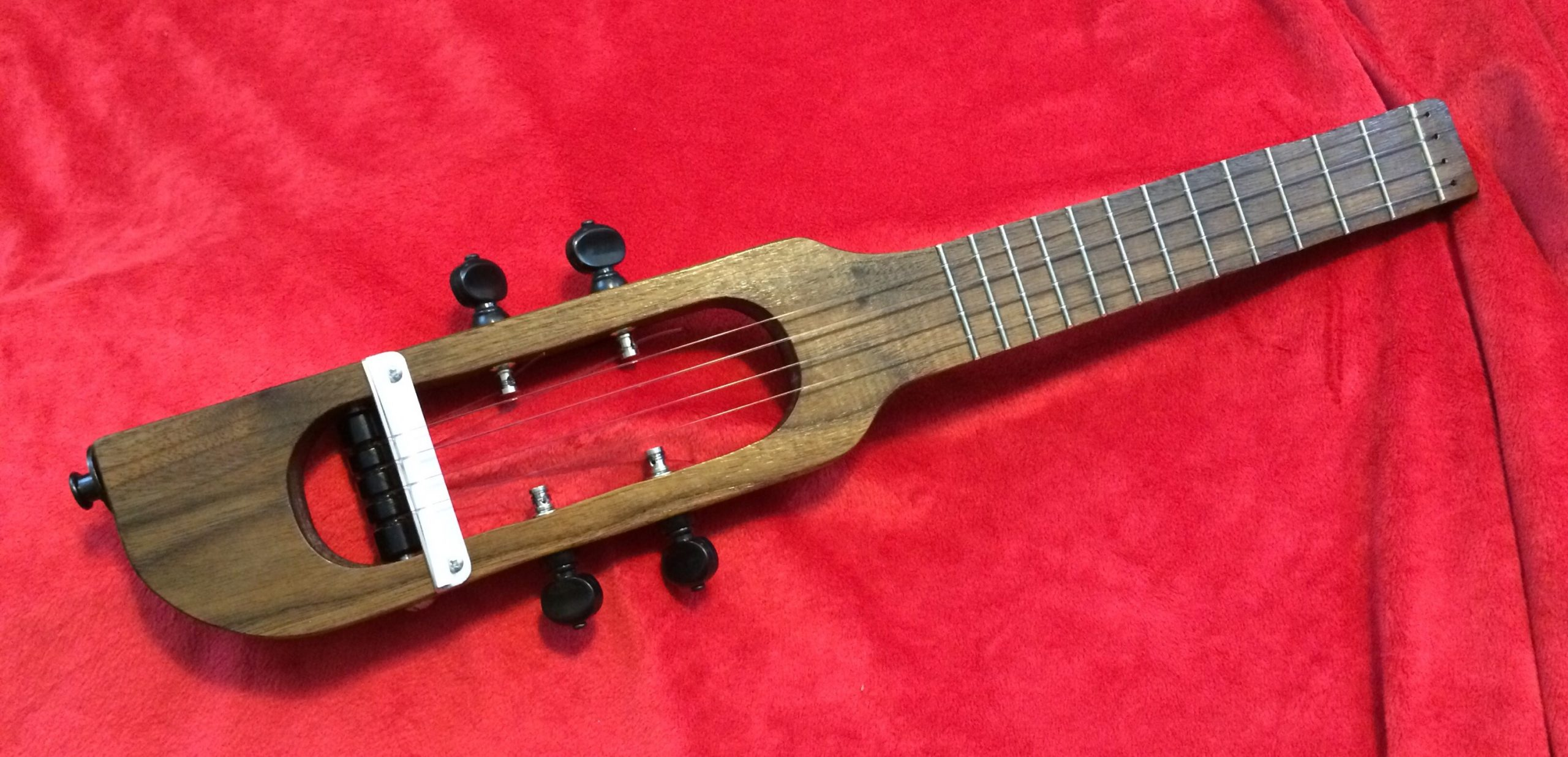 Building A Travel Ukulele | Circuits And Strings