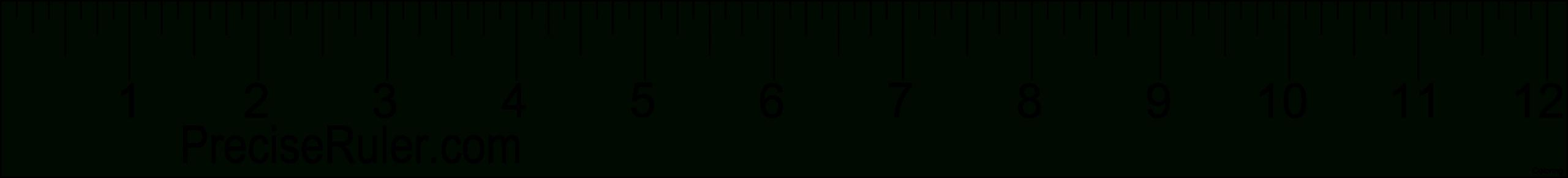 Centimeter Ruler Clipart