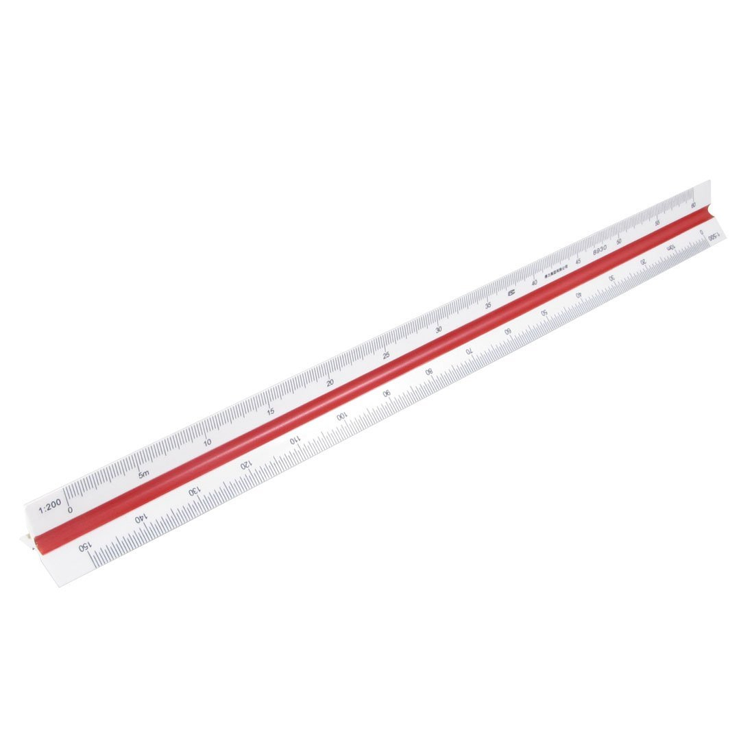 Details About Plastic Triangular Scale Ruler 1:100 1:200 1:250 1:300 1:400  Hy