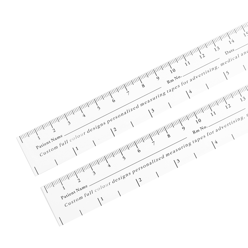 Disposable Paper Wound Ruler | Wound Measuring Ruler