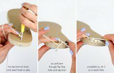 Printable Ruler For Crochet Flip Flops