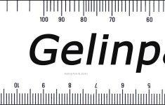Ecg Ruler Printable