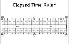 Printable Cross Ruler