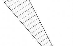 Printable Sewing Ruler