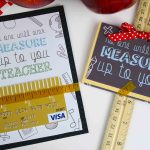 Free Gift Card Holder   Teacher Appreciation Gift Card