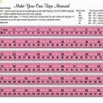 Free Printable Cards: Free Printable Ruler | Free Printable