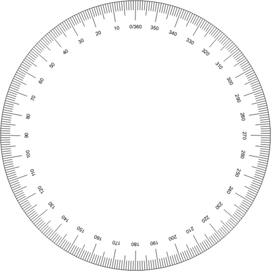 Free Printable Protractor, Download Free Clip Art, Free Clip