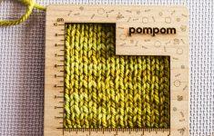 Printable Ruler For Crochet Gauge