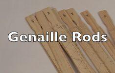 Genaille Lucas Rulers Printable