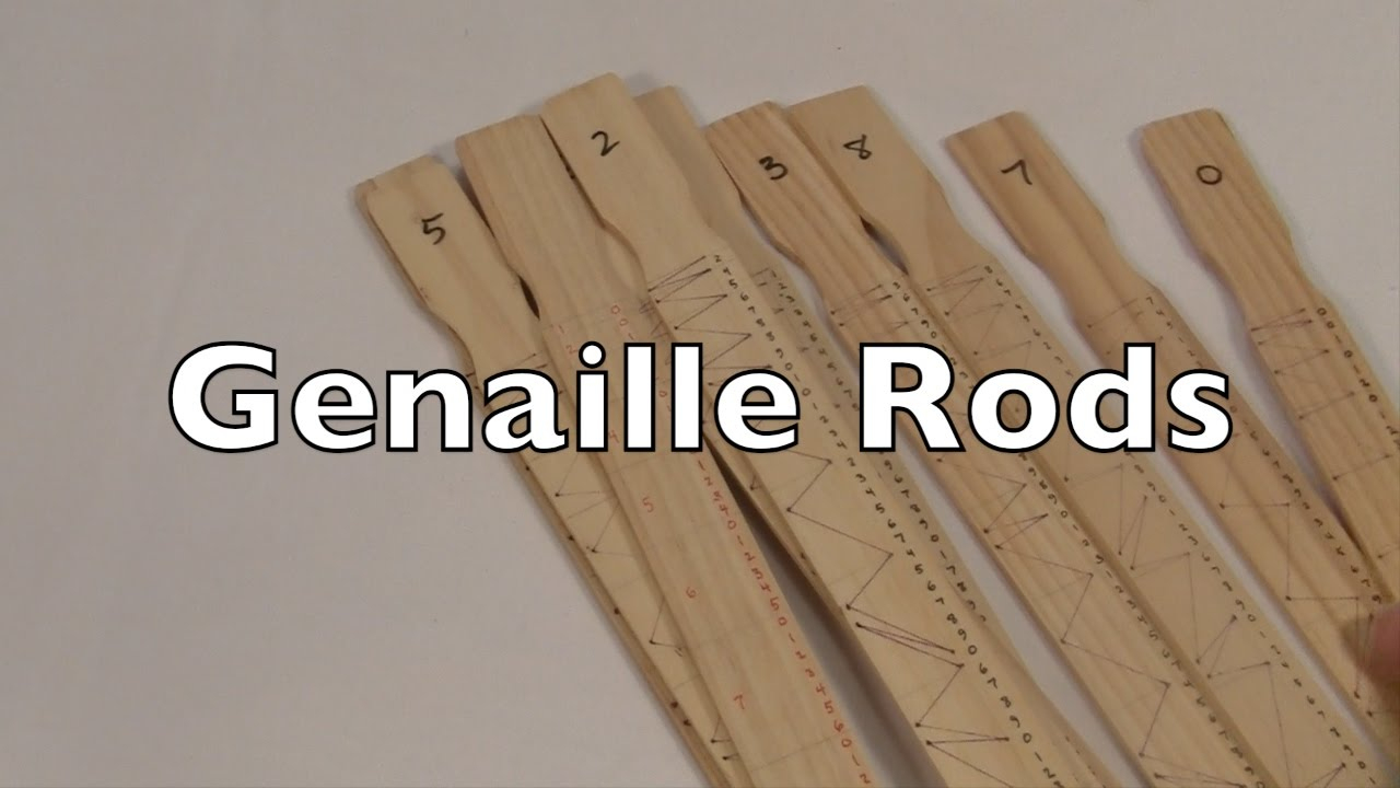 Genaille Rods Review / Howto