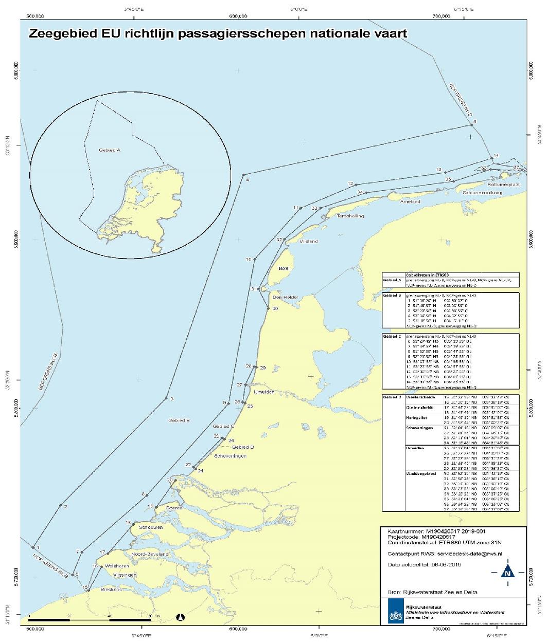 Gevaarlijke Lading: Regeling Veiligheid Zeeschepen