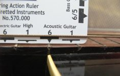 String Action Ruler Printable