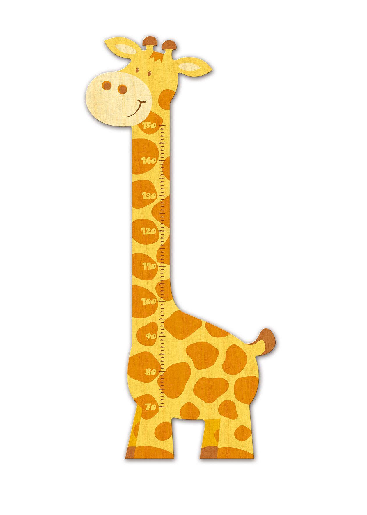 Giraffe Height Chart Printable - Posad.parkersydnorhistoric