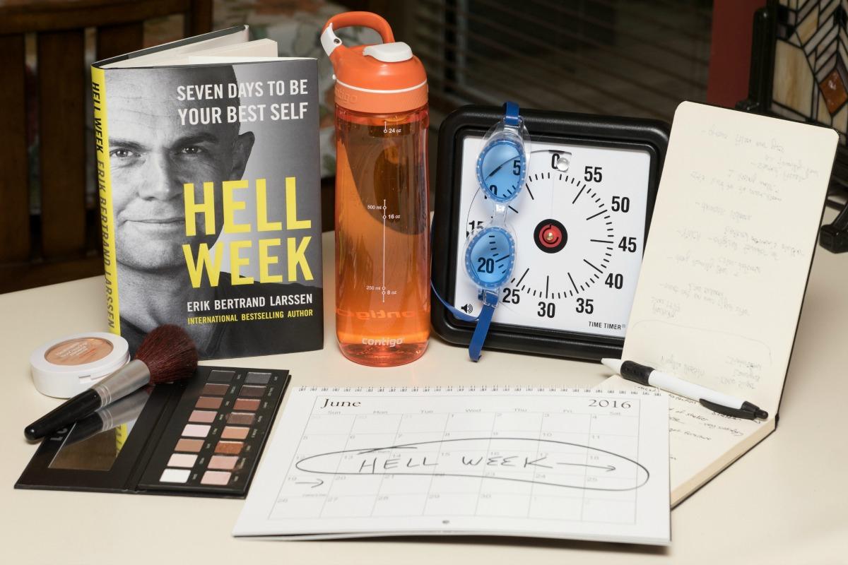 Hell Week Begins (Best Self, Here I Come!)
