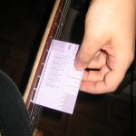 Homemade String Action Gauge For Guitar Setup. | Leaky