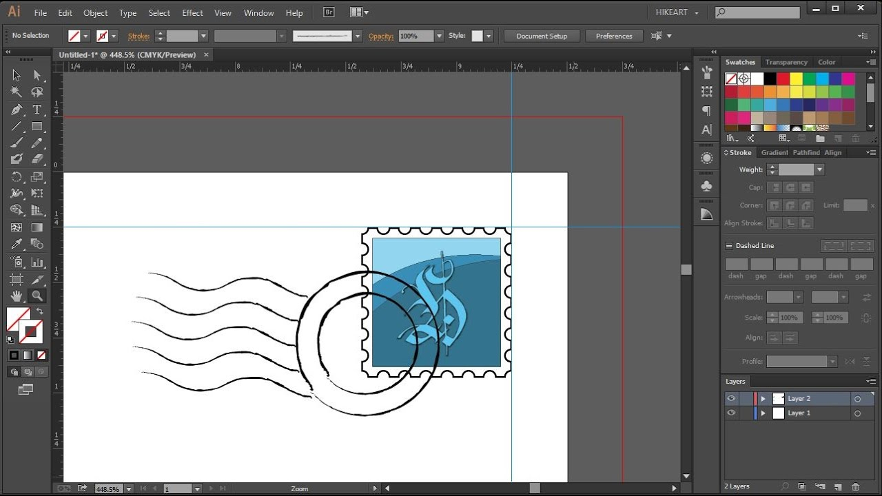 How To Create Accurate Ruler Guides And Set Margins In Adobe Illustrator