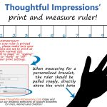 How To Measure Wrist Size Easy To Use Printable Ruler