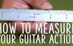 String Action Ruler Gauge Or Pdf Or Printable Ukulele
