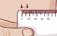 Printable Tb Test Measurement Ruler