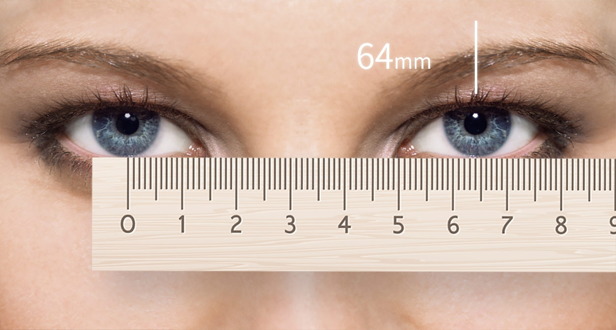 How To Read And Enter Your Pupillary Distance(P.d) Stmuse