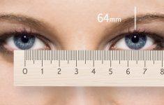 Printable Ruler For Measuring Pupil Distance