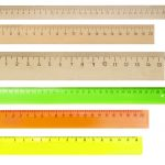 How To Read Centimeter Measurements On A Ruler