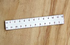 1.6 Inches On A Ruler Actual Size Printable