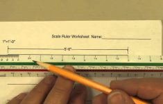 1 50 Scale Ruler Printable