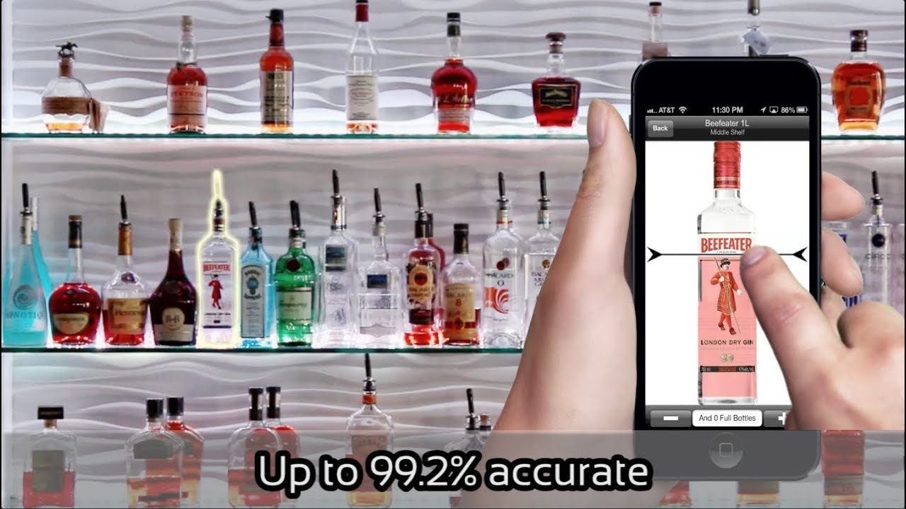Introducing Partender: Food And Bar Inventory In 15 Min On Your Iphone,  Ipad, & Ipod Touch.