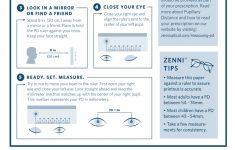 Free Printable Pupil Distance Ruler