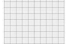 Printable Grid Ruler