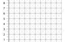 Printable Ruler Grid