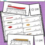 Measuring In Centimeters With A Broken Ruler | Resource Room