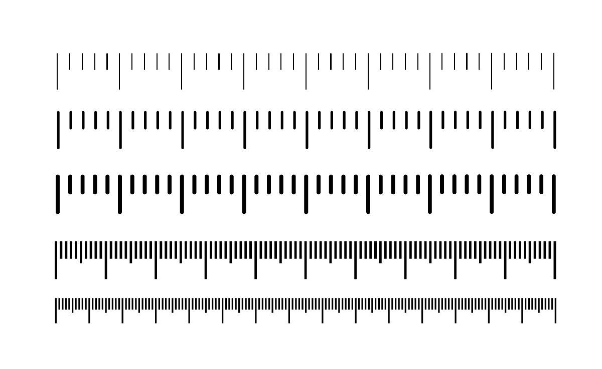 Measuring Scale, Markup For Rulers | Measuring Scale, Ruler