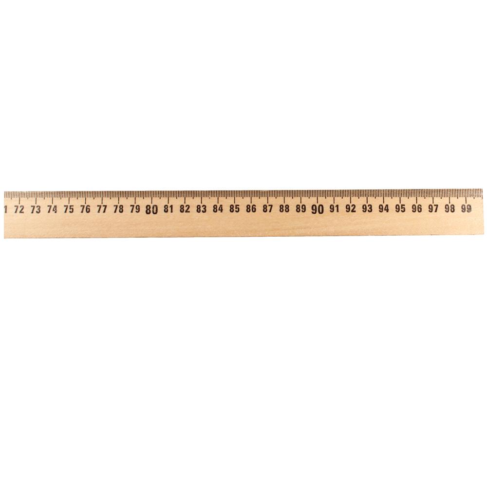 Metric Ruler Meter Stick Clipart
