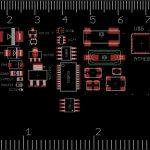 Open Source Pcb Ruler   Black Electronics