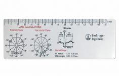 Free Printable Ekg Ruler