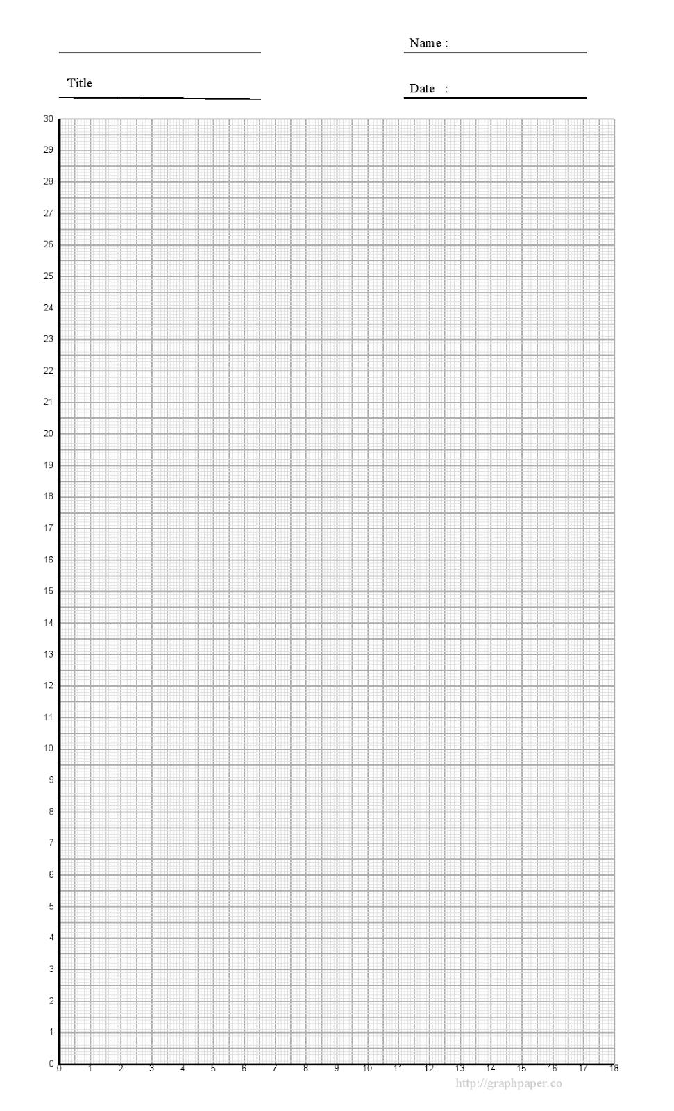 Printable Graph Paper: Printable Graph Paper Legal Size