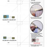 Printable Nano Sim And Micro Sim Cutting Guide [Download
