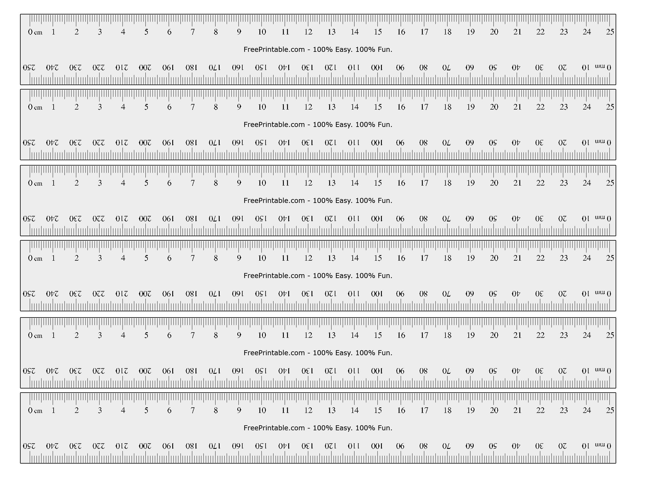 Printable Ruler Actual Size Inches Ruler Actual Size's User